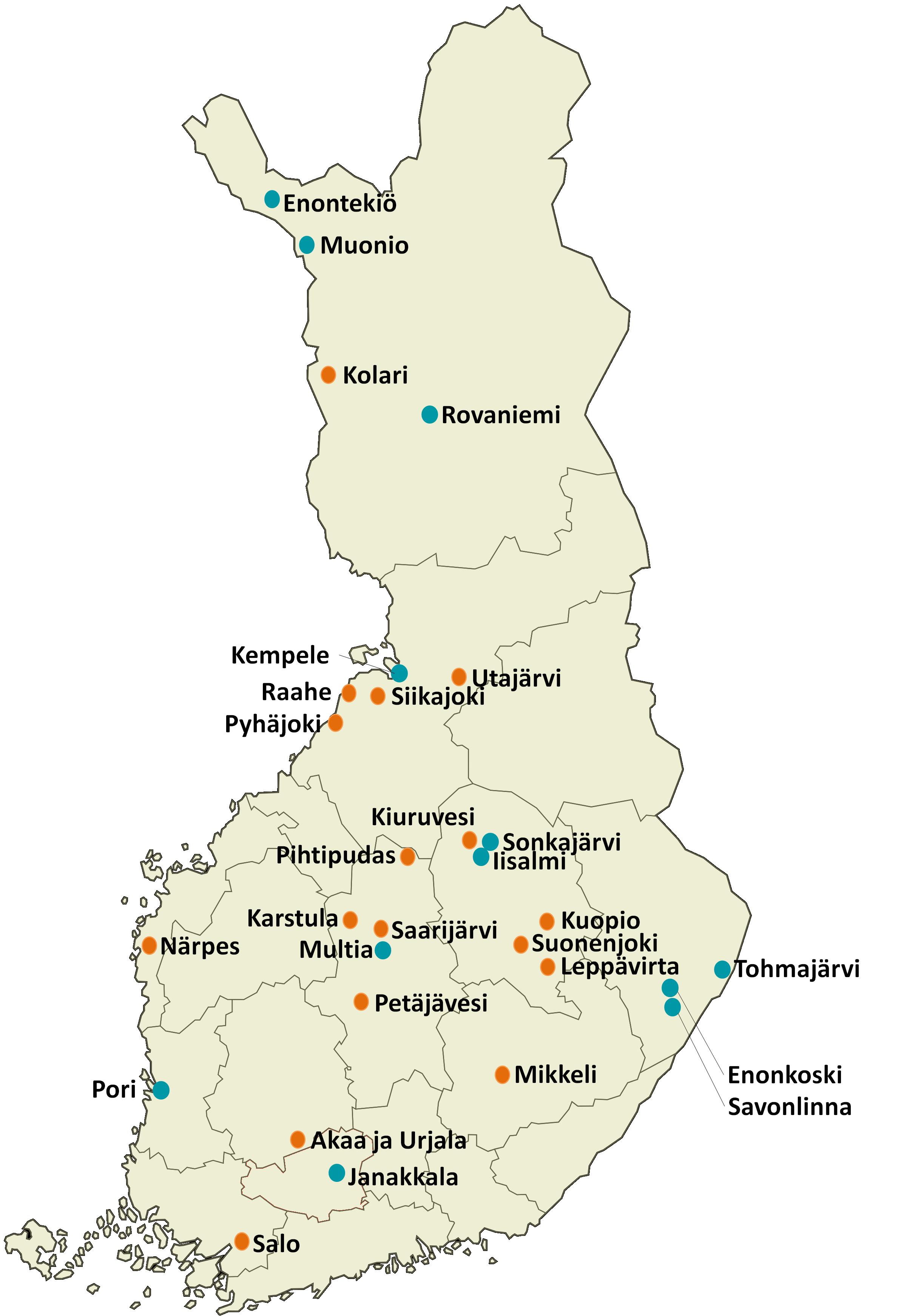 Kartta_valitut_ISO (1. ja 2. ryhmä)